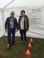 RSI and Brautin bring Road Safety Training at the 15th World Scout Moot in Iceland