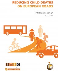 New EU vehicle safety standards essential to reducing child road deaths