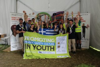 "RSI ""PANOS MYLONAS"" AT THE 24TH WORLD SCOUT JAMBOREE*, NORTH AMERICA 2019 WITH KIND SUPPORT FROM FEDERAL INTERNATIONALE DE L' AUTOMOBILE (FIA)"