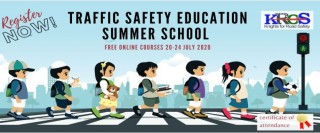1st European Traffic Safety Education Virtual Summer School