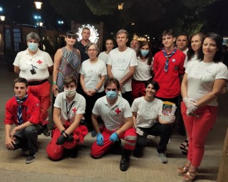 12th Night Without Accidents in Chalkida «The DRIVER of the group… is having fun in Chalkida» (Activity Report)